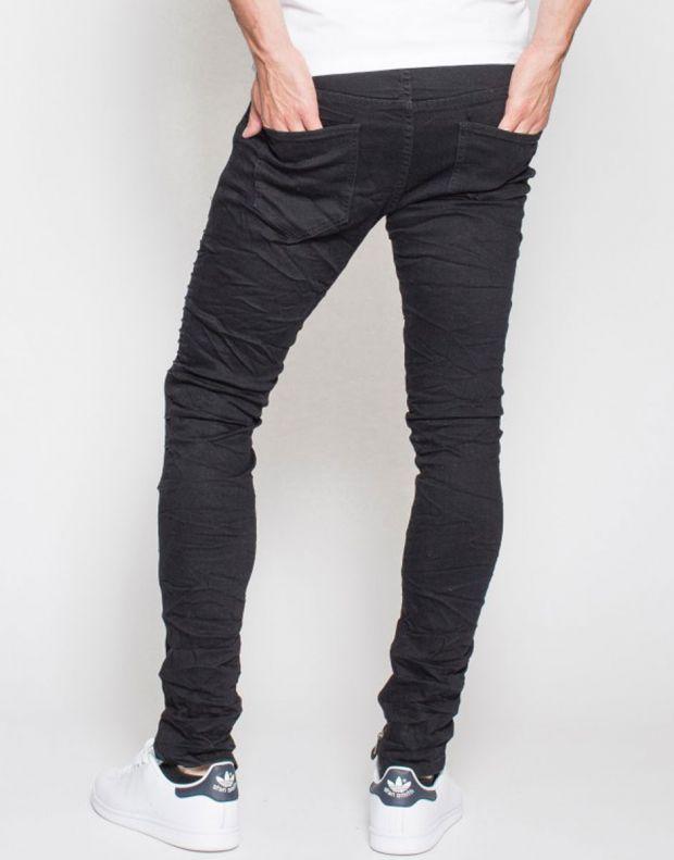 MZGZ Wrunk Jeans Black - Wrunk/black - 3