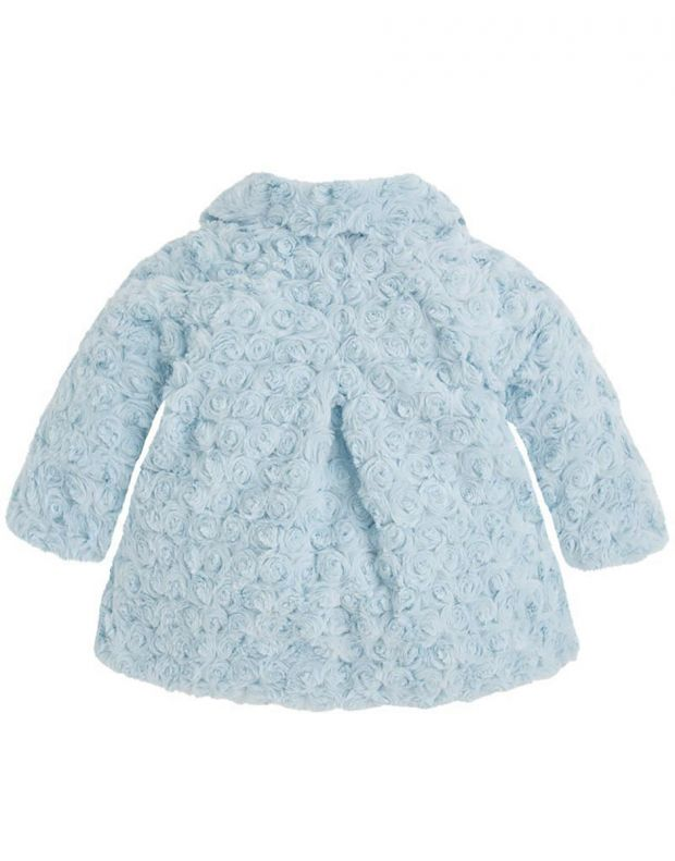 MAYORAL Bluebell Coat Blue - 2