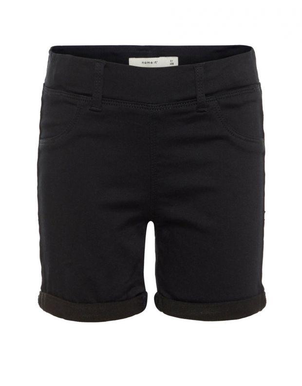 NAME IT Slim Fit Shorts Black - 13150512/black - 1