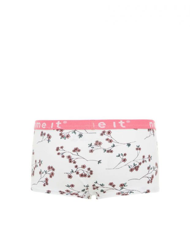 NAME IT 2-pack Hipster Shorts Bright White - 13163598/white - 2