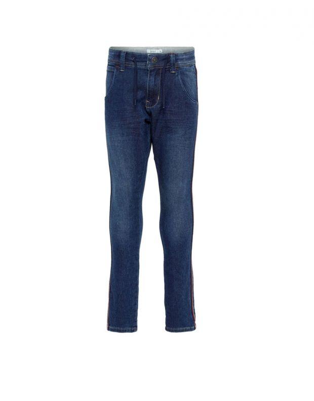 NAME IT Baggy Fit Sweat Denim Jeans - 13158765/denim - 1