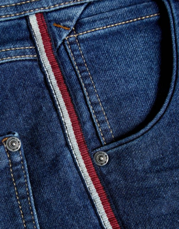 NAME IT Baggy Fit Sweat Denim Jeans - 13158765/denim - 3