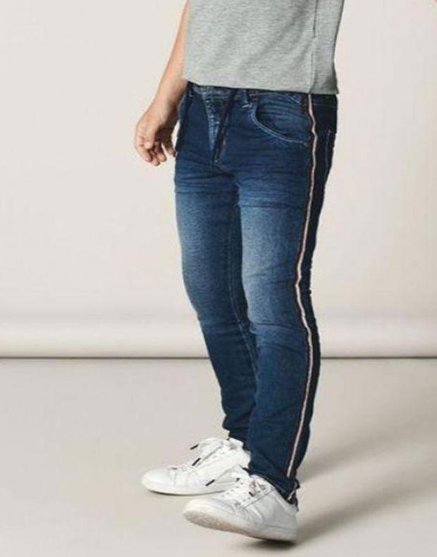 NAME IT Baggy Fit Sweat Denim Jeans - 13158765/denim - 5