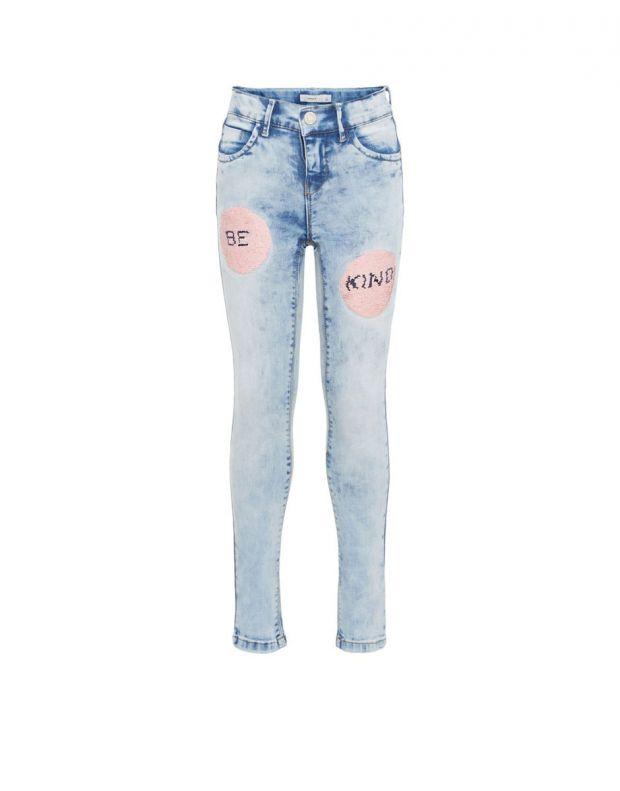 NAME IT Flip Sequin Skinny Fit Jeans - 13160498/denim - 5