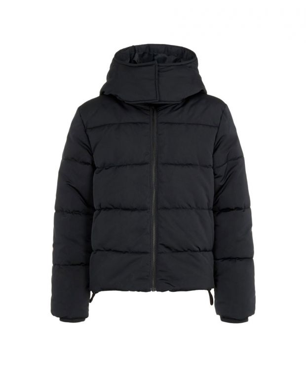 NAME IT High Neck Puffer Jacket Black - 13167025/black - 1