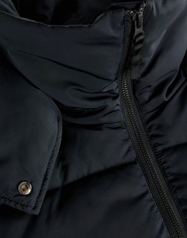 NAME IT High Neck Puffer Jacket Black - 13167025/black - 4