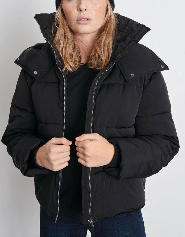NAME IT High Neck Puffer Jacket Black - 13167025/black - 5