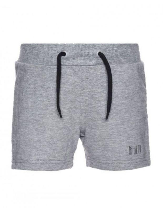 NAME IT Jungen Sweat Shorts Grey - 13141368/grey - 1