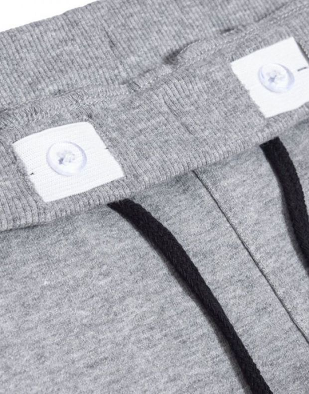 NAME IT Jungen Sweat Shorts Grey - 13141368/grey - 3