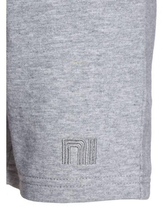 NAME IT Jungen Sweat Shorts Grey - 13141368/grey - 4