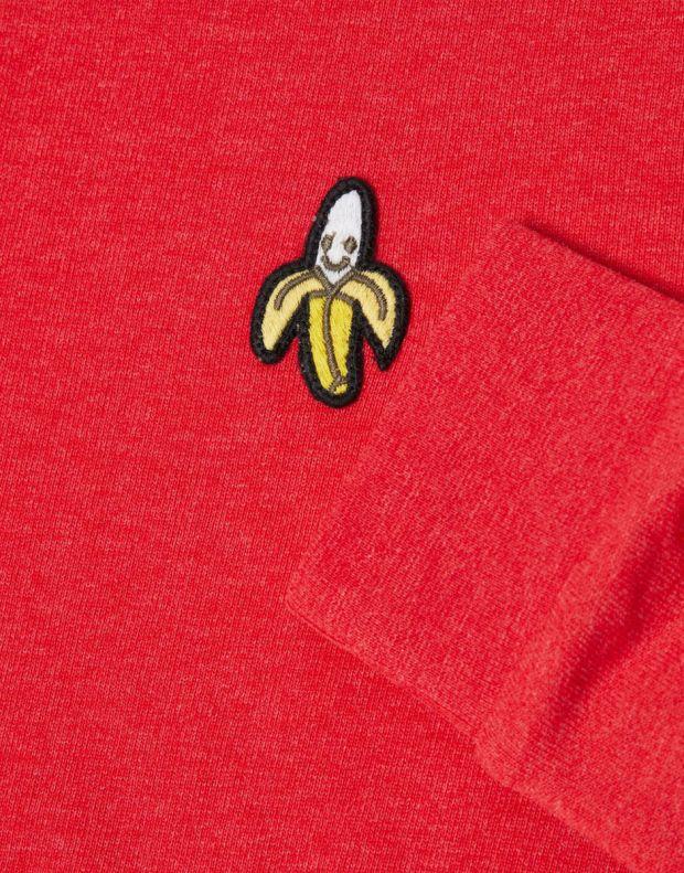 NAME IT Long Sleeved Banana - 13161296/red - 3