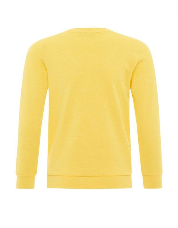 NAME IT Long Sleeved Palm - 13161296/yellow - 2