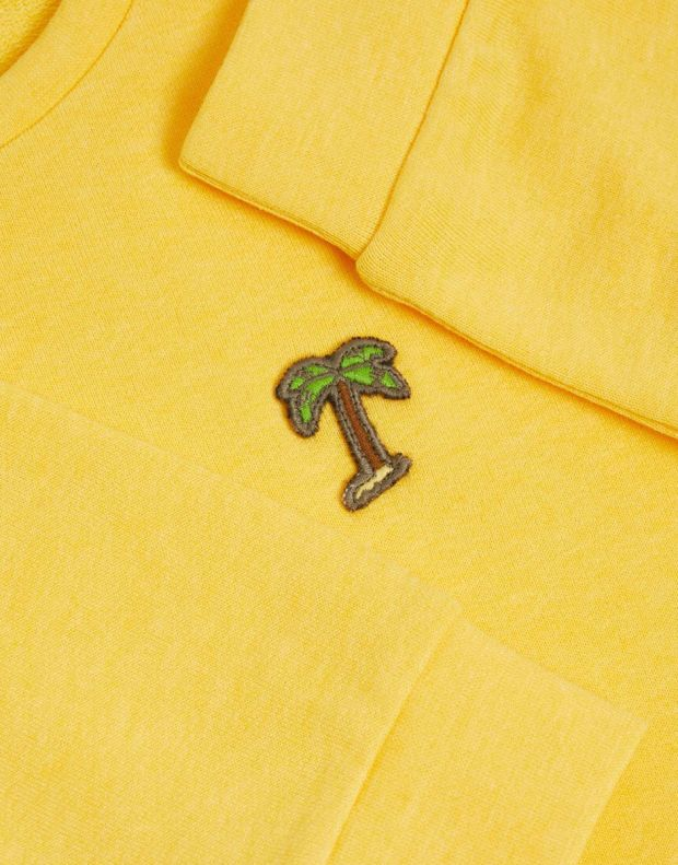 NAME IT Long Sleeved Palm - 13161296/yellow - 3