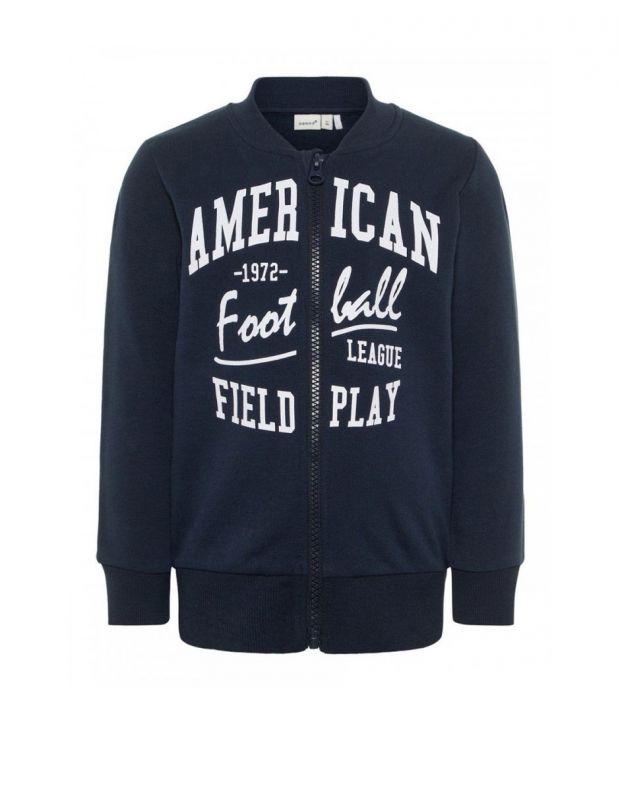 NAME IT Mini Cotton Sweatshirt Navy - 13162788/navy - 1
