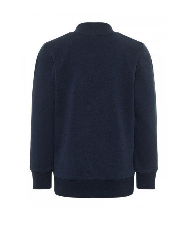 NAME IT Mini Cotton Sweatshirt Navy - 13162788/navy - 2