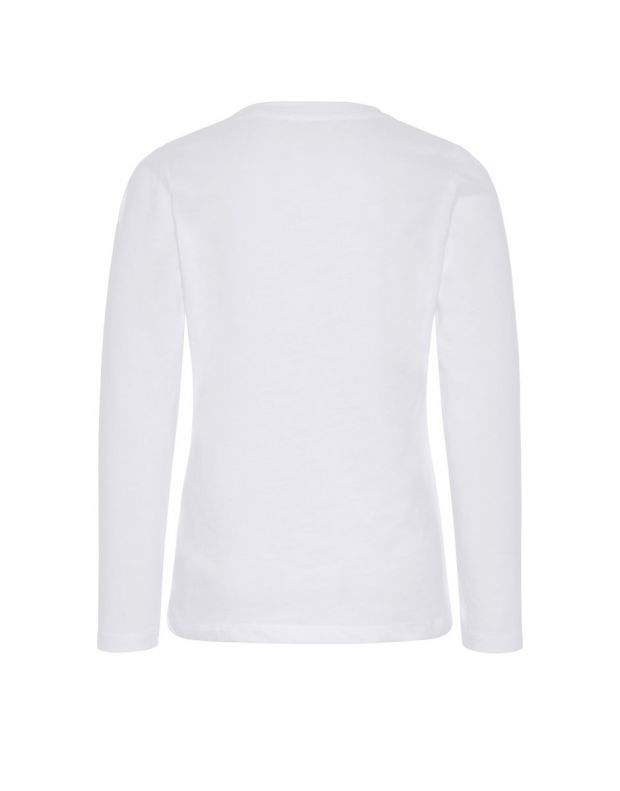 NAME IT Minnie Mouse Long Sleeved Blouse White - 13160960/white - 2