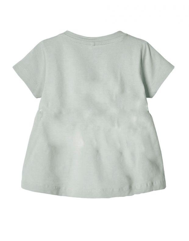 NAME IT Printed Long Sleeved Blouse Spray - 13166186/spray - 2