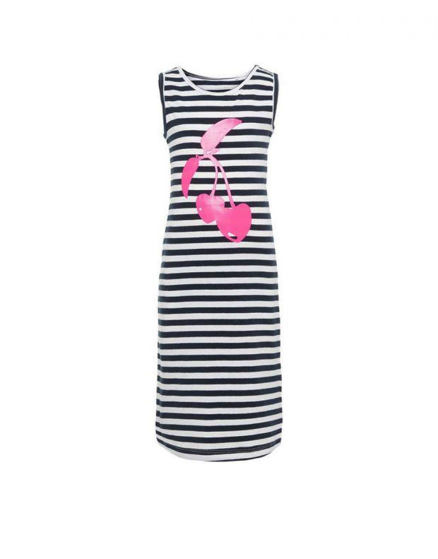 NAME IT Printed Maxi Dress White Cherry - 13161687/white cherry - 1