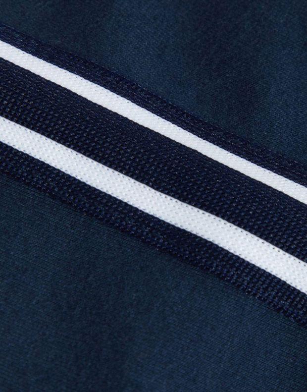 NAME IT Side Stripe Sweat Shorts Navy - 13167848/sapphire - 3