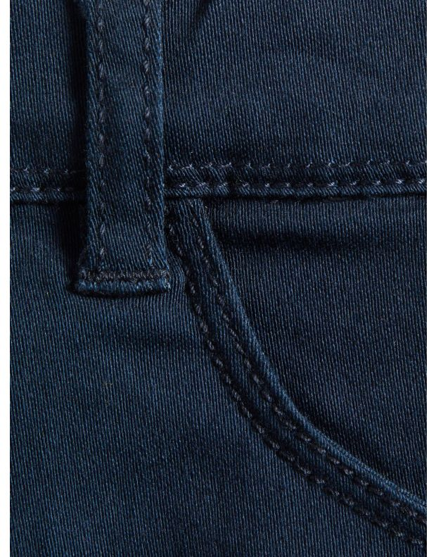 NAME IT Slim Fit Shorts Navy - 13150512/sapphire - 3