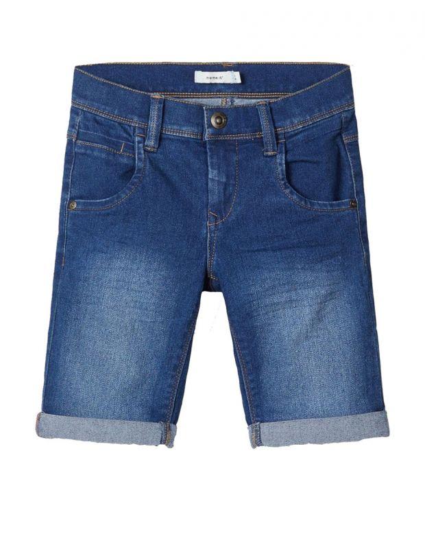 NAME IT Sofus Slim Fit Long Denim Shorts - 13150022/denim - 1