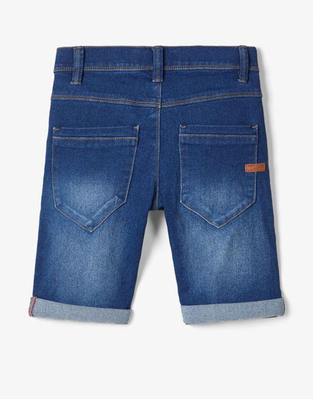 NAME IT Sofus Slim Fit Long Denim Shorts - 13150022/denim - 2