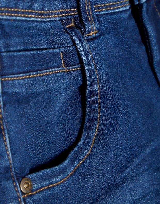 NAME IT Sofus Slim Fit Long Denim Shorts - 13150022/denim - 4