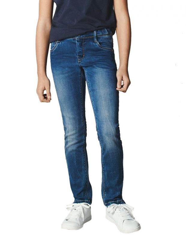 NAME IT Super Stretch Regular FIr - 13160505/denim - 1