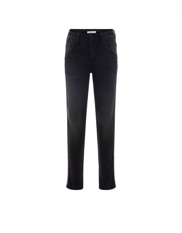 NAME IT Sweat Denim Skinny Fit Jeans - 1