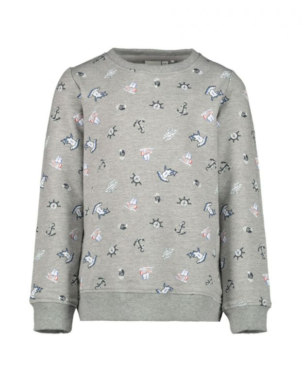 NAME IT Sweater Grey - 13166632/grey - 1