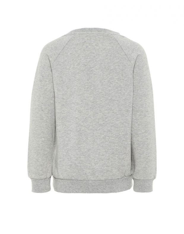 NAME IT Teddy Sweatshirt Grey - 2