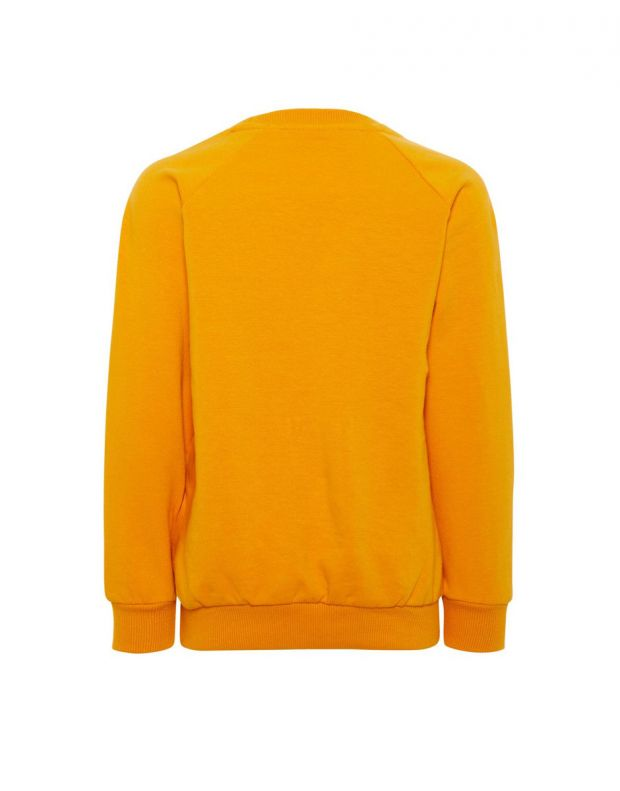 NAME IT Teddy Sweatshirt Sun - 13164715/sun - 2