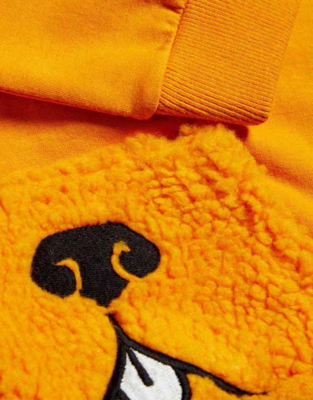 NAME IT Teddy Sweatshirt Sun - 13164715/sun - 3