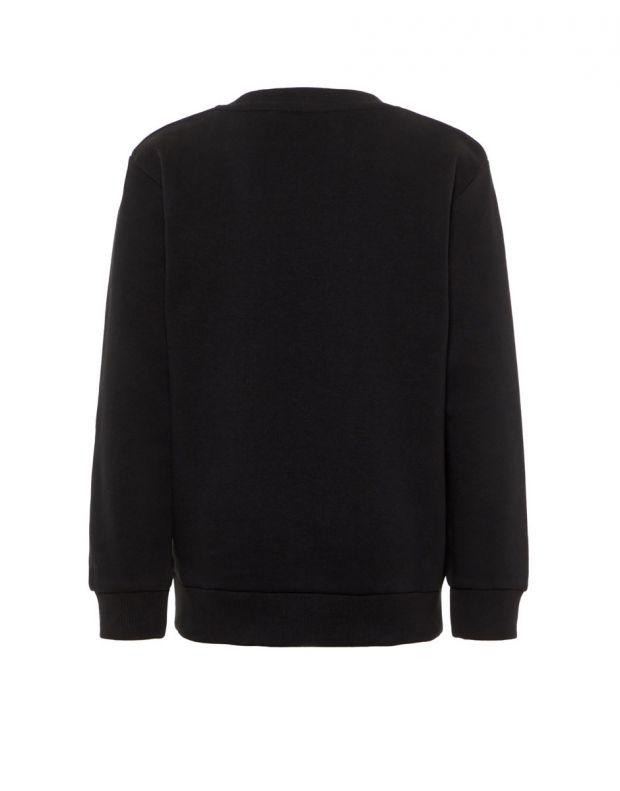 NAME IT Tiger Embroidered Sweatshirt Black - 2