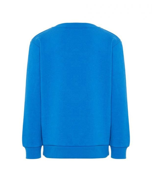 NAME IT Tiger Embroidered Sweatshirt Blue - 2