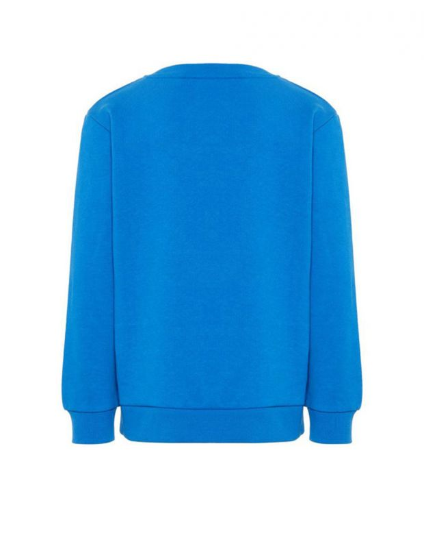 NAME IT Tiger Embroidered Sweatshirt Blue - 13170115/blue - 2