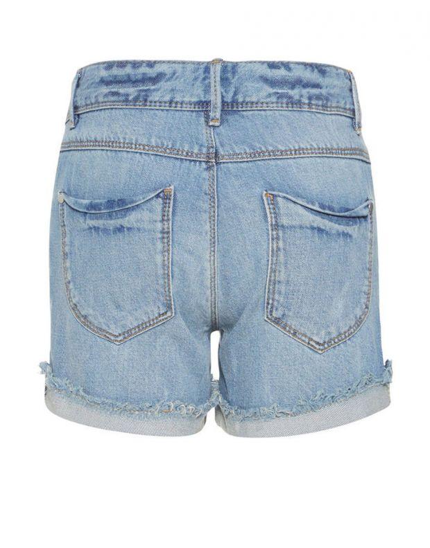 NAME IT Rose Regular Fit Denim Shorts - 2