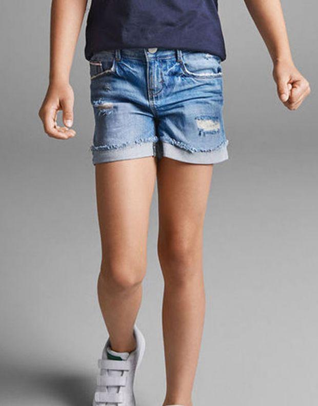 NAME IT Rose Regular Fit Denim Shorts - 3