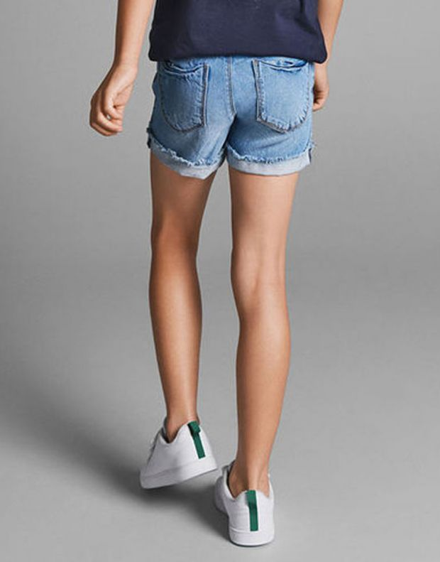 NAME IT Rose Regular Fit Denim Shorts - 4