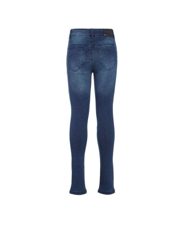 NAME IT Skinny Fit Jeans Dark Blue - 13154835 - 4