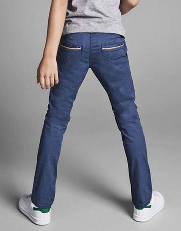 NAME IT Slim Fit Chinos Dress Blue - 13142247/db - 2