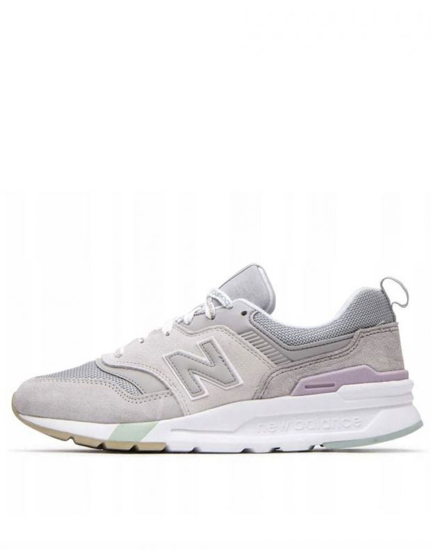 NEW BALANCE 997 Grey - CW997HKB - 1