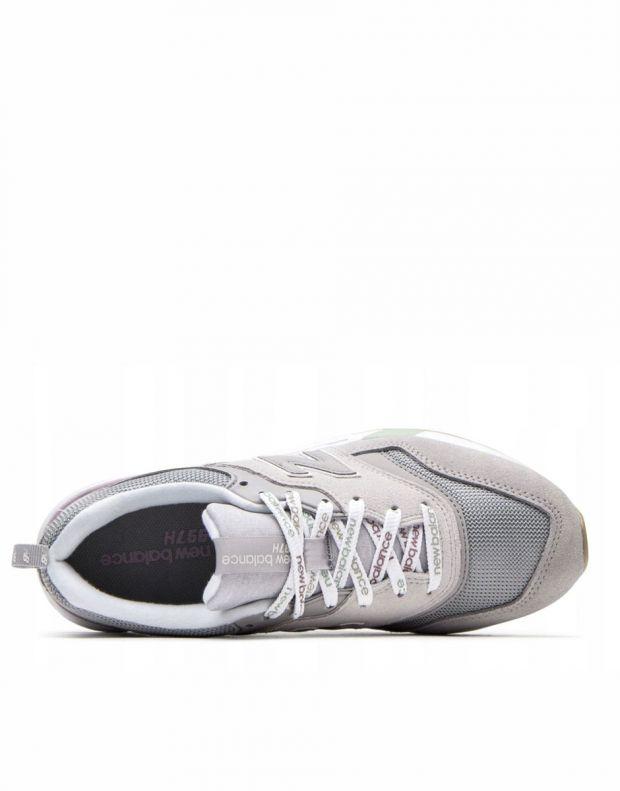 NEW BALANCE 997 Grey - CW997HKB - 5