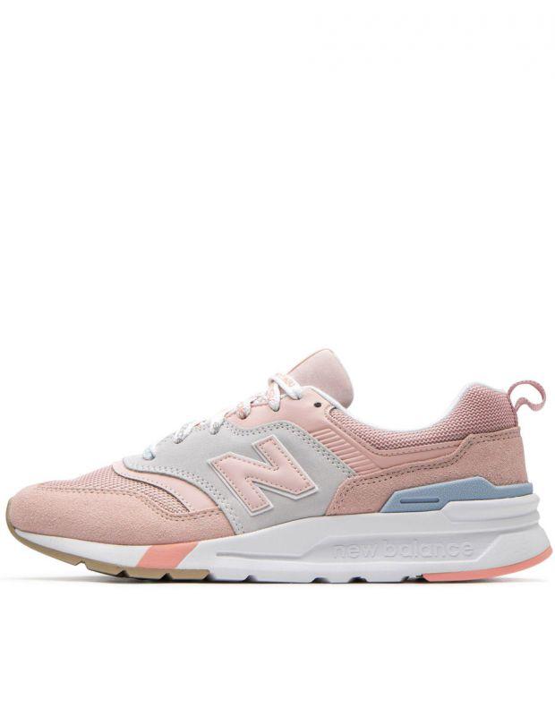 NEW BALANCE 997 Pink - CW997HKC - 1