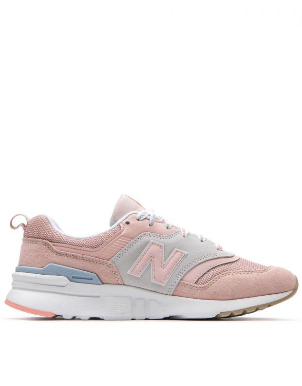NEW BALANCE 997 Pink - CW997HKC - 2