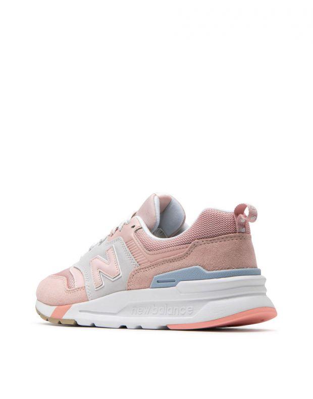 NEW BALANCE 997 Pink - CW997HKC - 3