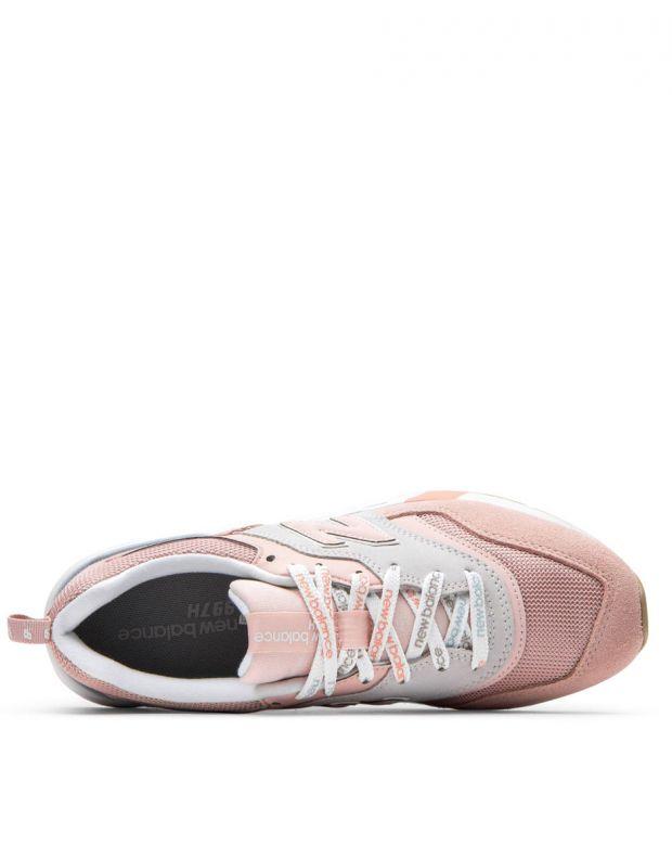 NEW BALANCE 997 Pink - CW997HKC - 4