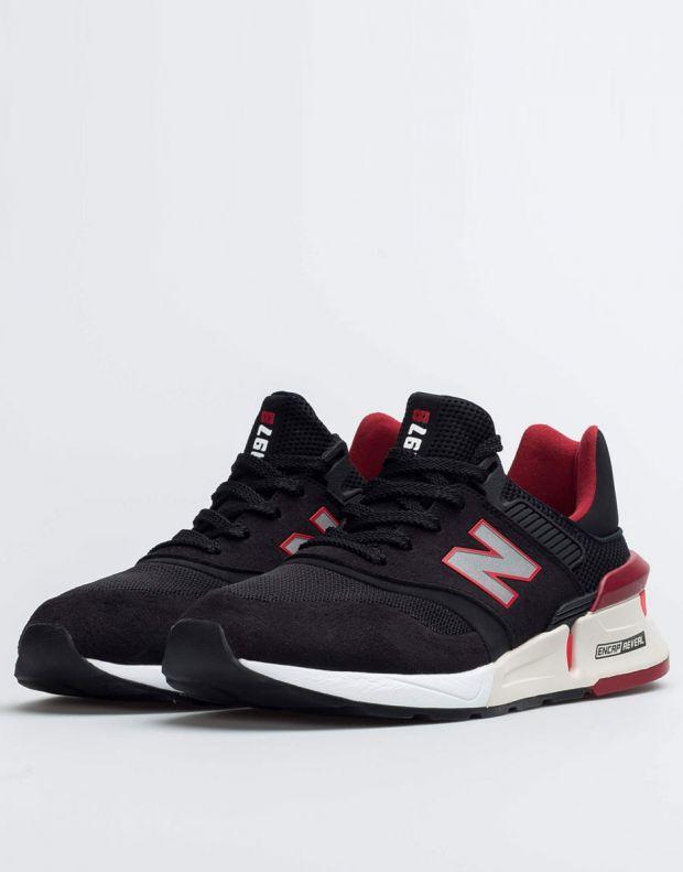 NEW BALANCE 997 Sports Black - MS997RD - 3