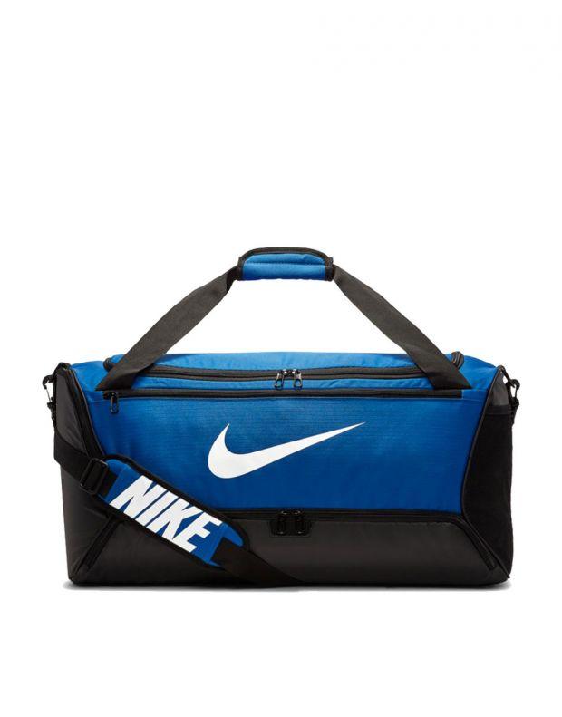 NIKE Brasilia Training Duffel Bag M Blue - BA5955-480 - 1