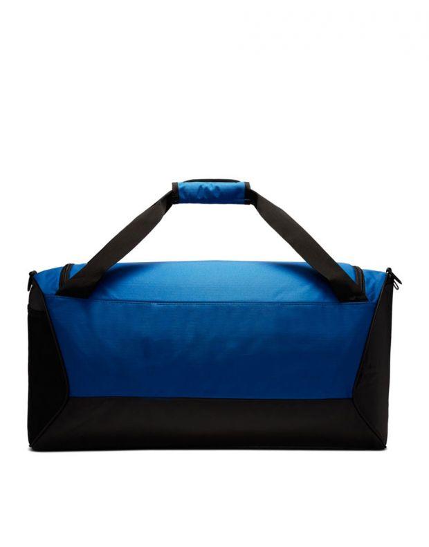 NIKE Brasilia Training Duffel Bag M Blue - BA5955-480 - 2